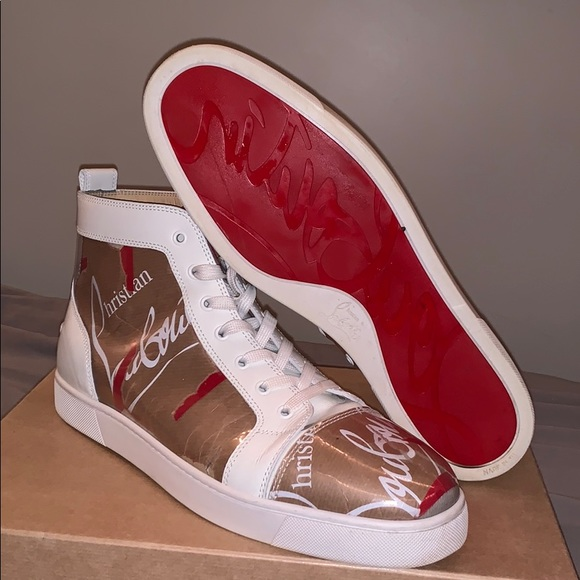 18d9fe56156 Louis Flat Loubi Kraft Sneaker